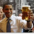 We duiken hem&#8230; We waren verdacht stil rondom ons Obama bier project. Normaal zijn we te lui en te vergeetachtig om dit soort projecten tot een succesvol einde te breien...