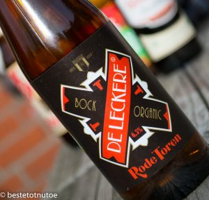 De Leckere Rode Toren 2018 bokbier bockbier