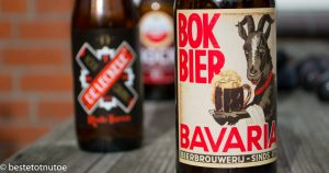 Bokbier test 2018 deel 1 Bavaria Bokbier Bockbier