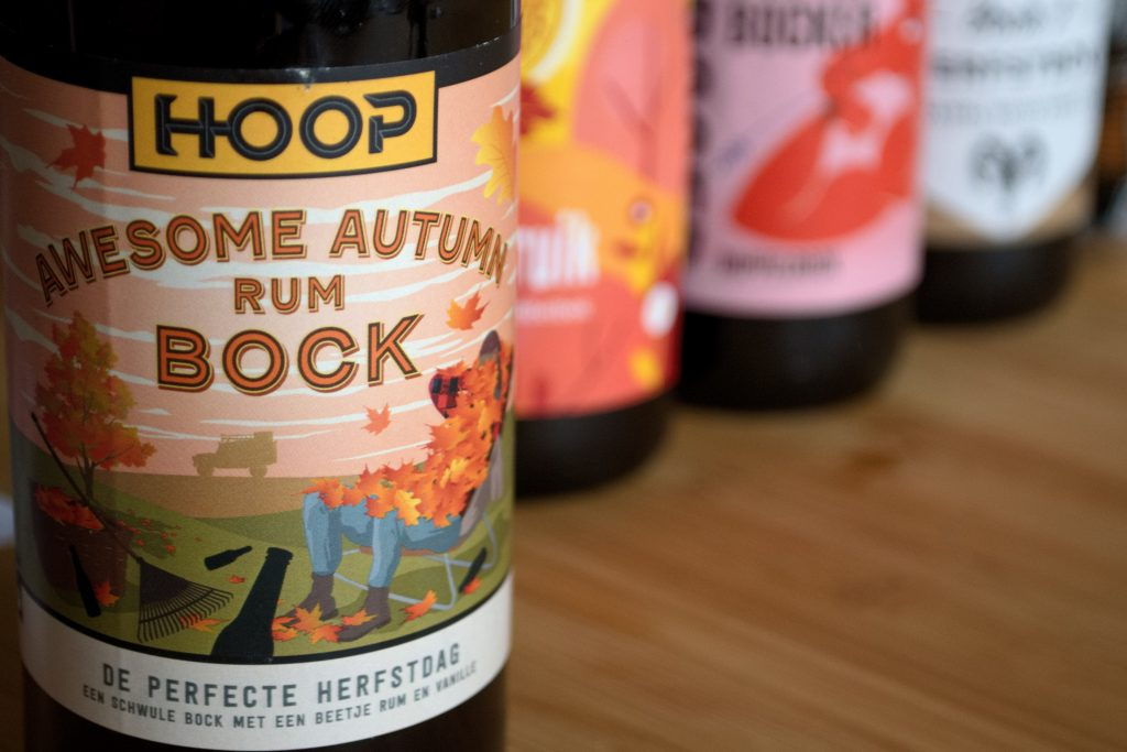 Hoop Awesome autumn rum bock 2020bokbier bockbier test beste