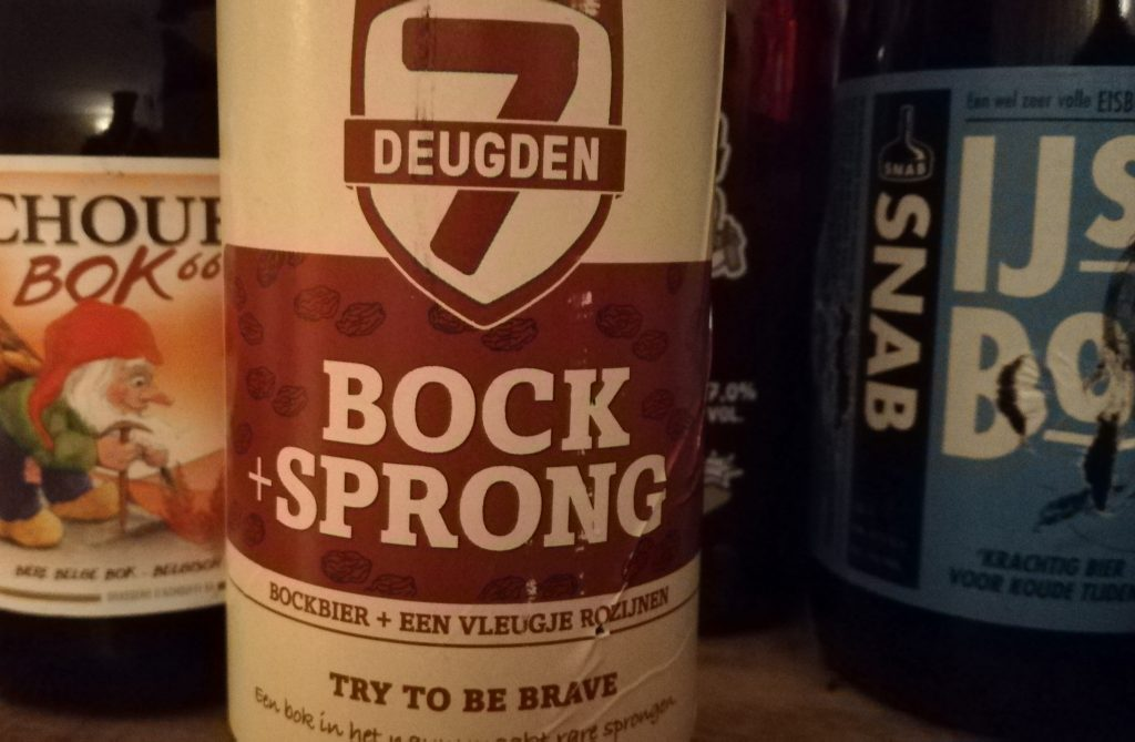 Bok+Sprong 2020 bokbier bockbier test review beste