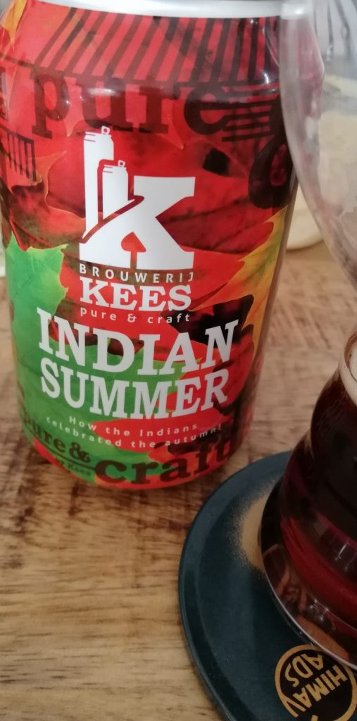 Kees Indian Summer 2020 bokbier bockbier beste test review